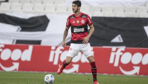 Gustavo Henrique testou positivo para Covid-19