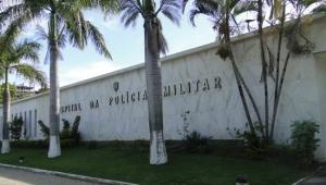 Hospital da PM em Vitória