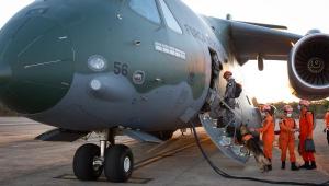Avião da FAB sofre uma pane e a decolagem para a capital haitiana foi adiada