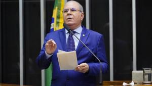 Deputado Hildo Rocha discursa na Câmara