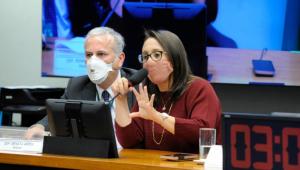 Discussão e Votação do Parecer da Relatora. Dep. Renata Abreu