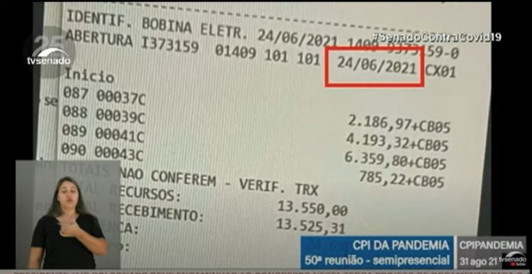 ivanildo 3 Covid-19's CPI says it has images of VTCLog motorcycle couriers paying Roberto Dias slips – Prime Time Zone