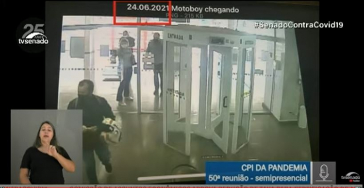 ivanildo 4 Covid-19's CPI says it has images of VTCLog motorcycle couriers paying Roberto Dias slips – Prime Time Zone
