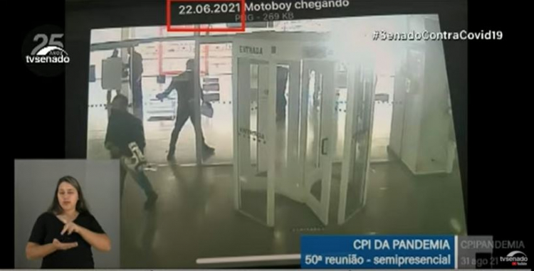 ivanildo Covid-19's CPI says it has images of VTCLog motorcycle couriers paying Roberto Dias slips – Prime Time Zone