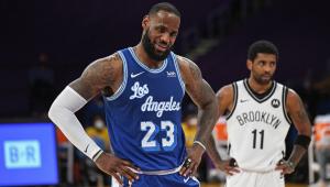 La Lakers x Brooklyn Nets