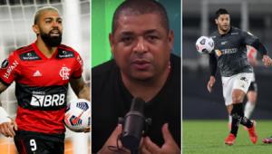 Vampeta projetou o chaveamento e cravou seu campeão da Libertadores 2021