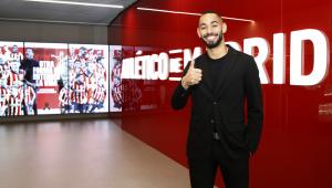 Matheus Cunha é o novo reforço do Atlético de Madrid