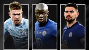 Uefa anunciou a lista de finalistas dos prêmios de melhores da temporada