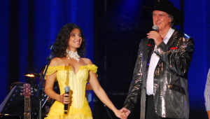 Paula Fernandes e Sérgio Reis