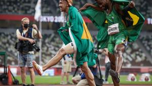 Petrúcio é medalhista de ouro na Tóquio-2020