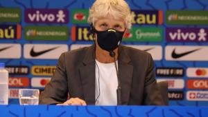 Pia Sundhage é a treinadora da seleção feminina