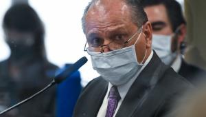 Renan Calheiros inclui Ricardo Barros na lista de investigados da CPI da Covid-19