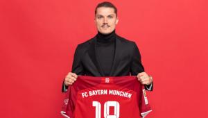 Marcel Sabitzer é o novo reforço do Bayern de Munique