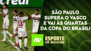São Paulo AVANÇA e segue na LUTA pelo INÉDITO título da Copa Do Brasil! | ESPORTE EM DISCUSSÃO
