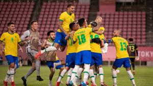 Seleção brasileira olímpica venceu o México nos pênalti e avançou à final das Olimpíadas de Tóquio