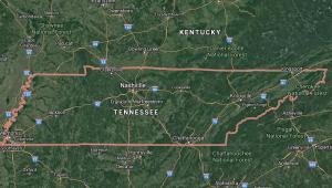 Estado do Tennessee
