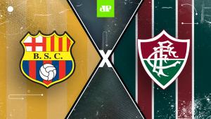 Barcelona x Fluminense