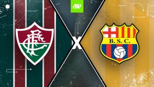 Fluminense x Barcelona