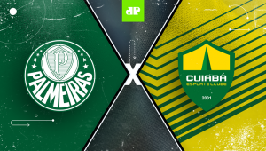 Palmeiras x Cuiabá