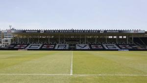 O Estádio São Januário é a casa do Vasco da Gama