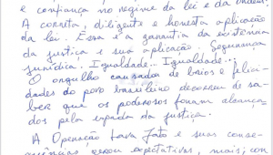 Carta de Roberto Jefferson