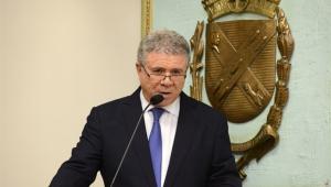 Empresário Celso Silveira Mello Filho discursa na Câmara Municipal de Piracicaba