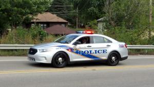 carro de polícia de louisville