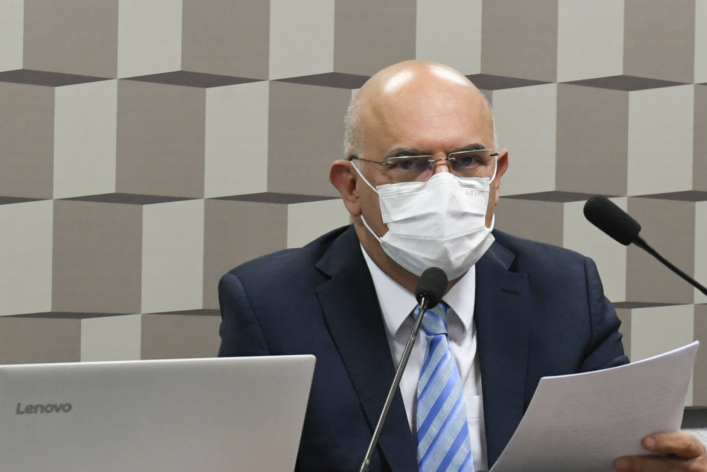 Milton Ribeiro, ministro da Educação