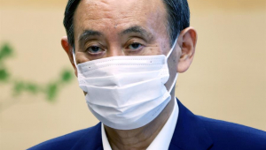Primeiro-ministro do Japão deixará o cargo após falhas no combate à pandemia da Covid-19