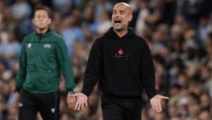 Pep Guardiola discutiu com torcedores do Manchester City sobre falta de público no Etihad Stadium