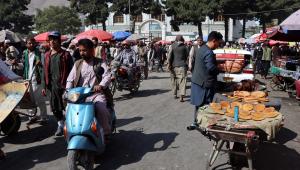 Crise política e econômica no Afeganistão