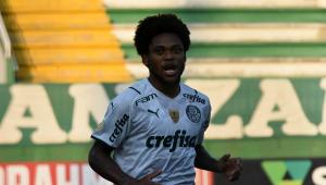 Luiz Adriano marcou na vitória do Palmeiras sobre a Chapecoense