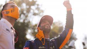 Daniel Ricciardo conquista GP da Itália