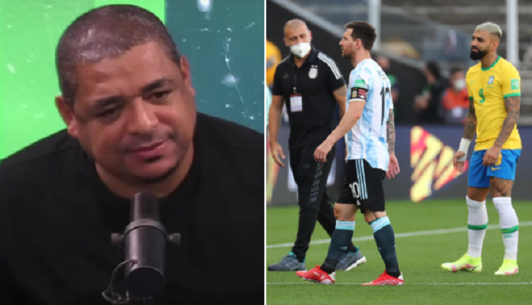 Vampeta Triggers Match Stoppage Between Brazil And Argentina: 'This Is A Joke' – Prime Time Zone » Sports » Prime Time Zone
