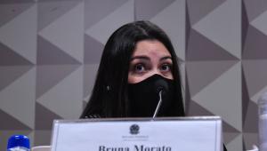 Bruna Morato CPI da Covid-19