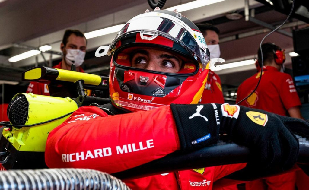 I Wouldn't Be Happy Being A Barrichello,' Says Carlos Sainz About Ferrari –  Prime Time Zone » Sports » Prime Time Zone