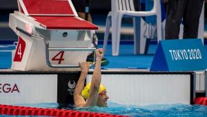 Carol Santiago conquistou sua quinta medalha nas Paralimpíadas de Tóquio