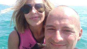 Cristiane Nogueira e Leandro Machado de Andrade morreram afogados e ficaram dias desaparecidos