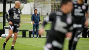 Corinthians treinou no CT DR. Joaquim Grava nesta quinta-feira