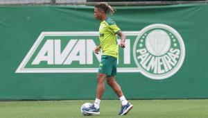 Danilo desfalcará o Palmeiras na partida contra a Chapecoense