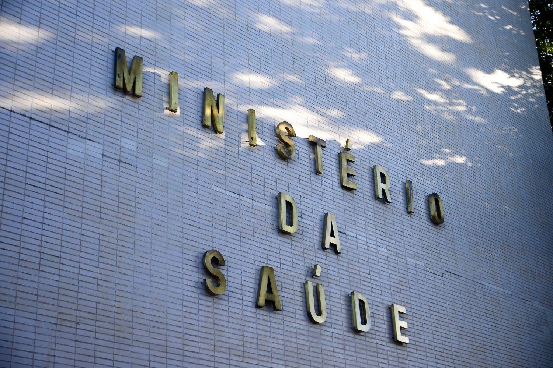 Foto da fachada de um prédio na Esplanada