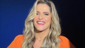Ingrid Guimarães sorrindo