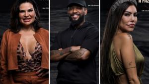 ENQUETE 'A FAZENDA 13' – Quem você quer eliminar: Solange Gomes, Nego do Borel ou Liziane?