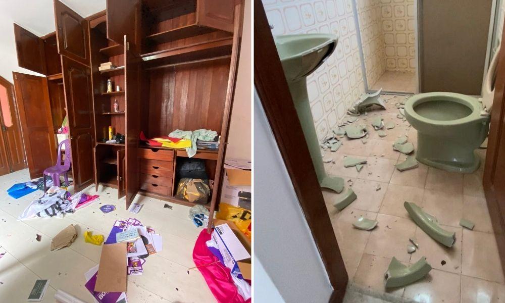 Deputada do PSOL denuncia crime político após ter escritório invadido