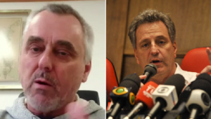Diretor do Grêmio detonou postura do Flamengo nos bastidores