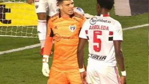 Volpi e Arboleda discutem em empate entre São Paulo e América-MG; confira