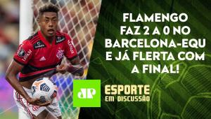 Flamengo VENCE e SE APROXIMA da FINAL da Libertadores! É FAVORITO ao TÍTULO? | ESPORTE EM DISCUSSÃO