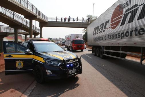 Governo anuncia dispersão de caminhoneiros de rodovias federais; só 5 Estados registram bloqueios