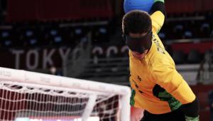 Seleção brasileira masculina de goalball foi campeã nas Paralimpíadas de Tóquio