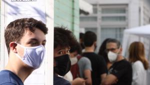 Vacinação contra a covid-19 em Belo Horizonte